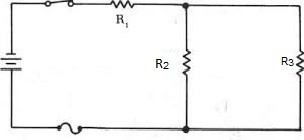 Combination of series and parallel resistors