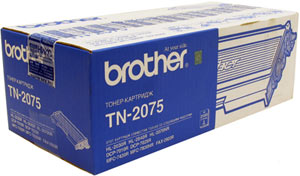 TN 2075 (BROTHER TN-2075) картридж