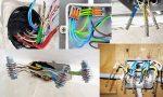 Подключение проводов в распределительной коробке – Способы соединения проводов в распределительной коробке