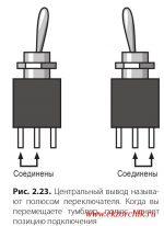 Схема подключения тумблера – Как подключить кнопку или тумблер